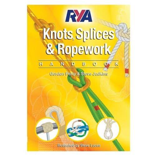 RYA Knots, Splices & Ropework Handbook (G63)
